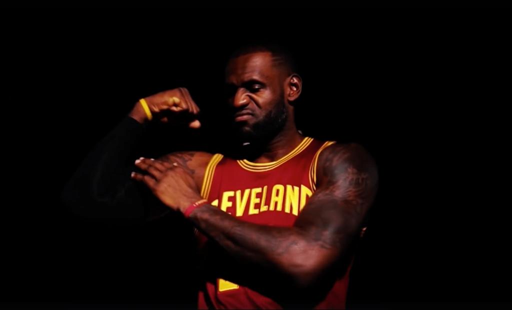 L'introduction des Cavaliers pour la saison 2016-2017 est une dinguerie