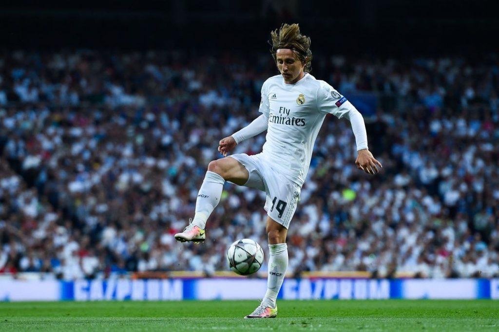 Luka Modric, le petit prince du Real Madrid