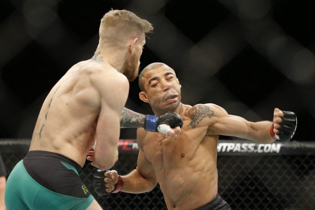 MMA - Le menton, anatomie d'un lâcheur