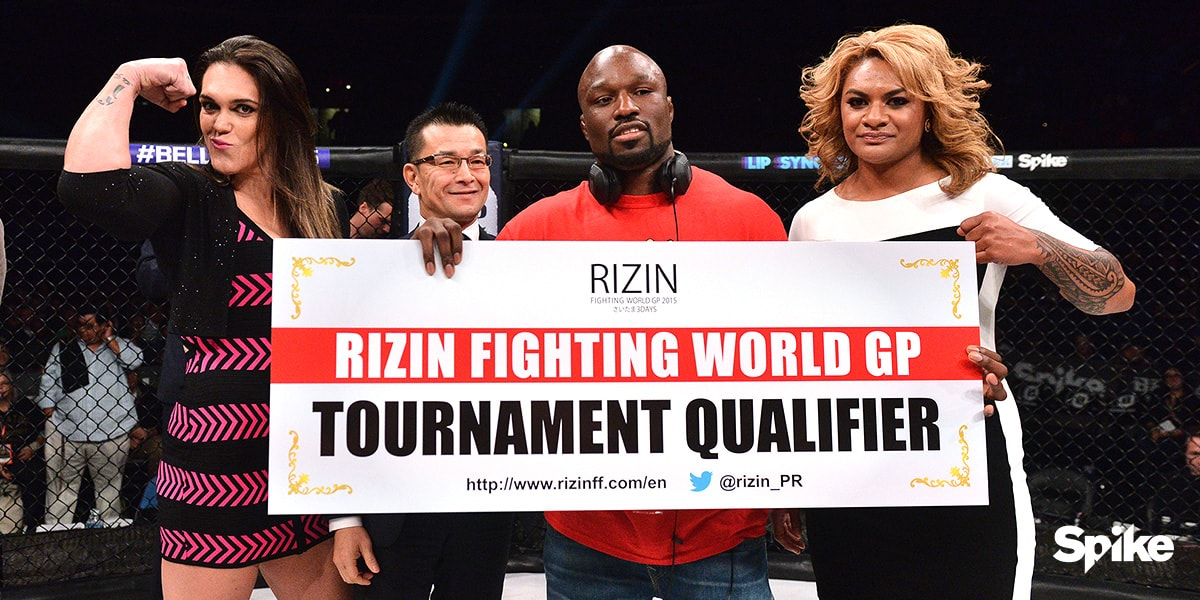 "Mi-figue mi-Rizin, ce que nous réserve le MMA ""made in Japan"""