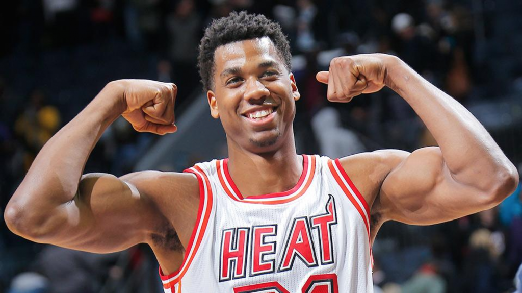 NBA - Le gros chantier d'Hassan Whiteside face aux Nets