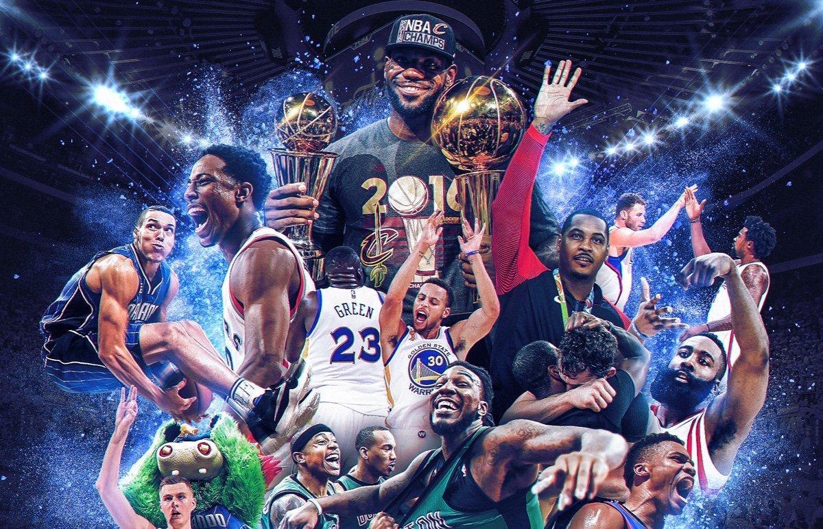 Preview saison NBA 2016/2017 – vous allez tout savoir