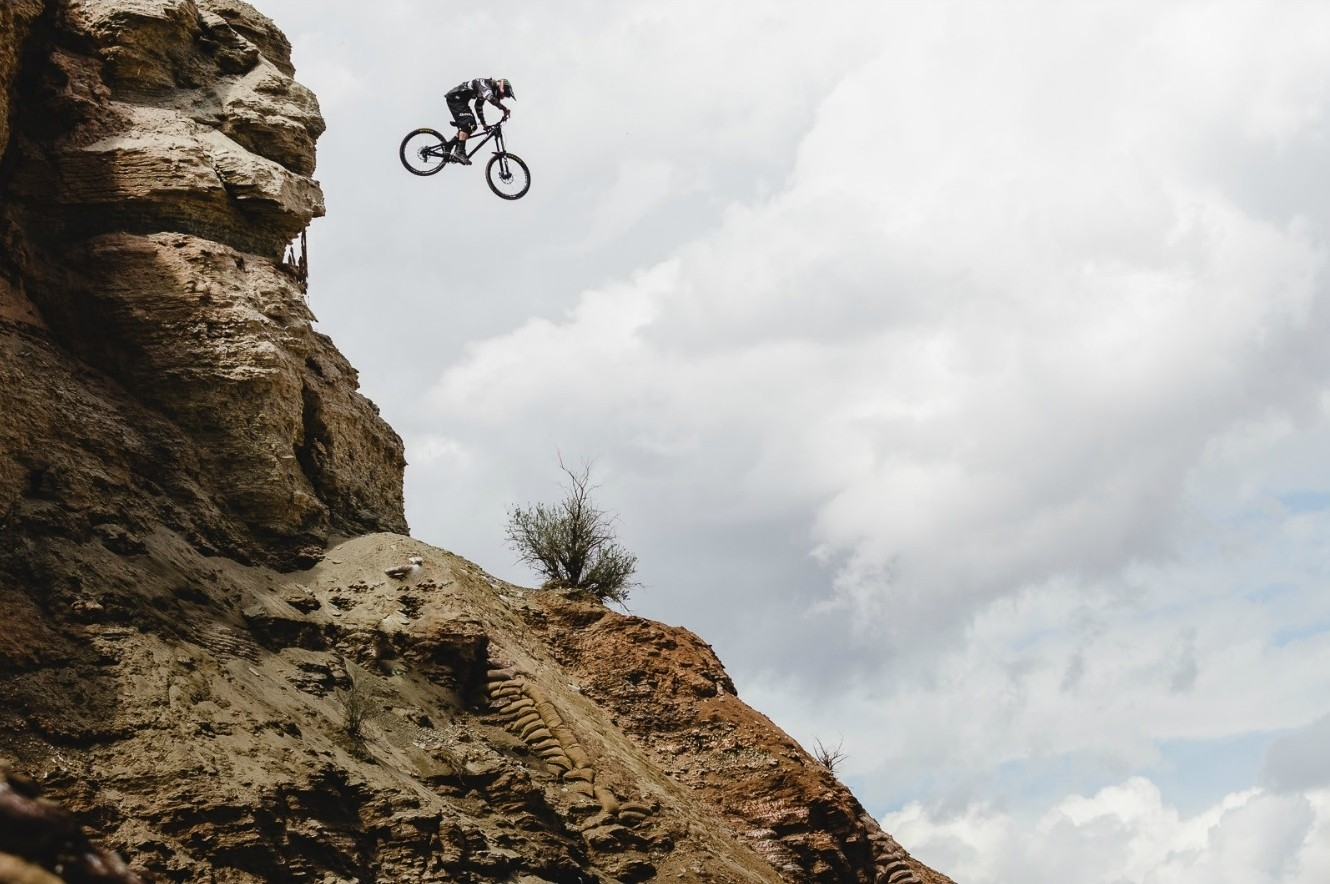 Red Bull Rampage : le contest incontournable de VTT freeride