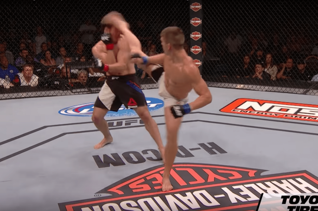 Stephen Thompson vs. Jake Ellenberger – la toile de maître de Wonderboy