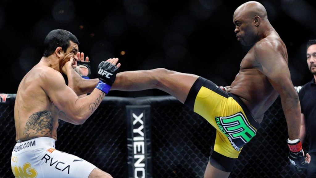 UFC 126 - Le chef d'œuvre d'Anderson Silva contre Vitor Belfort