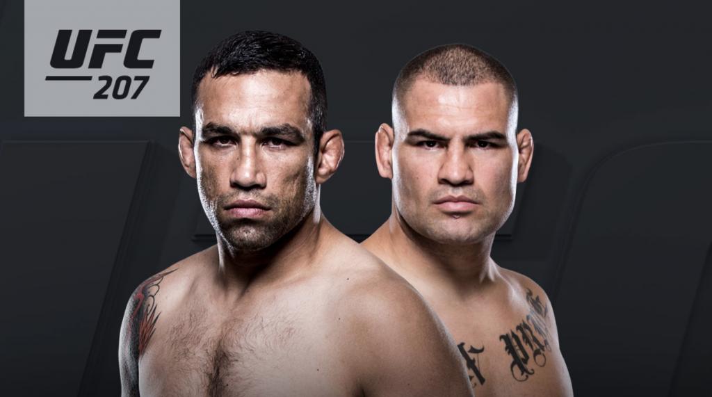 UFC 207 – Cain Velasquez et Fabricio Werdum vont déchaîner les enfers
