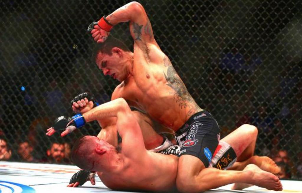UFC on Fox 13 - Quand Rafael Dos Anjos démontait Nate Diaz
