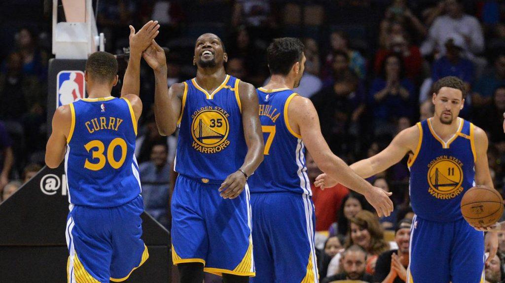 Warriors vs. Lakers – le nouveau Big Three a frappé…