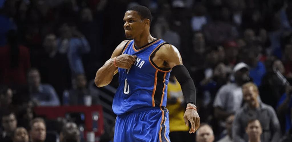 3e triple double de suite pour Westbrook et la victoire contre les Knicks