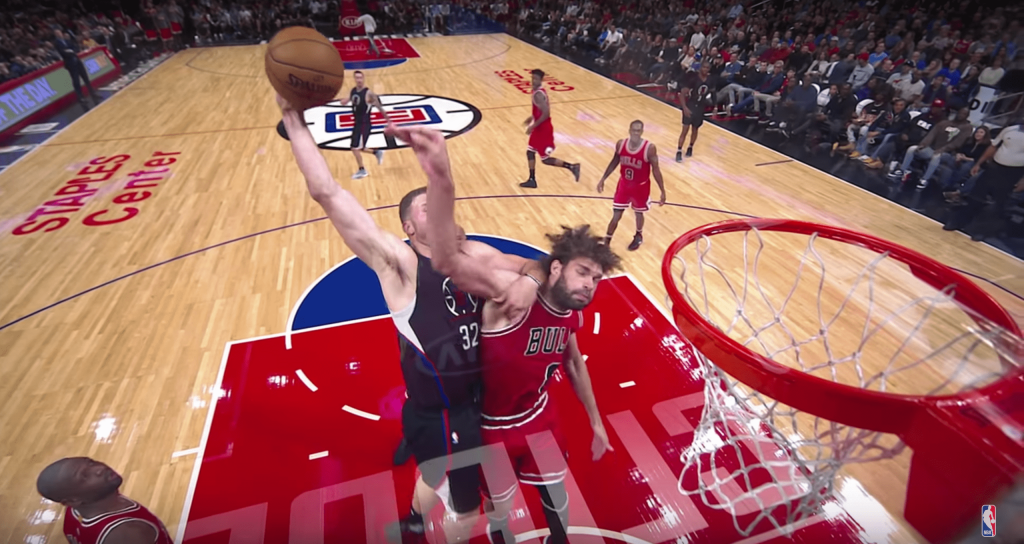 Blake Griffin atomise Brook Lopez et tout Chicago