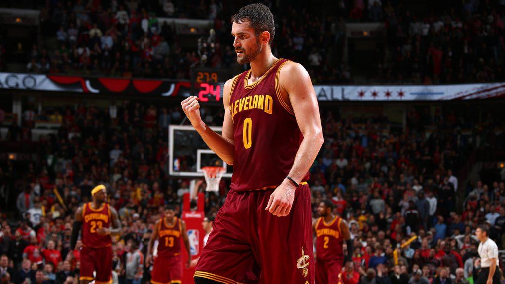 Kevin Love joue le meilleur basketball de sa vie