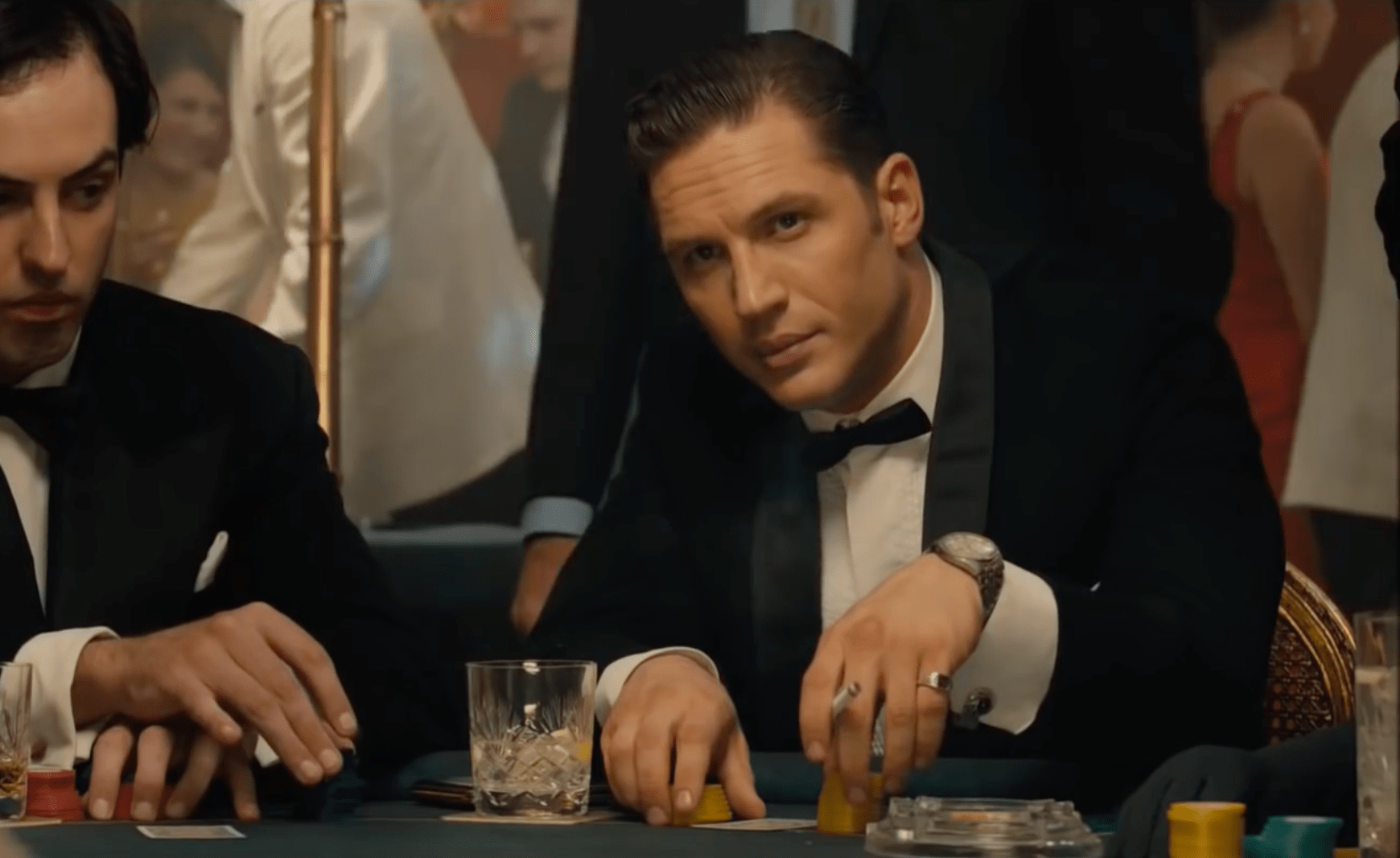 Le magnifique trailer fan-made de Tom Hardy en James Bond