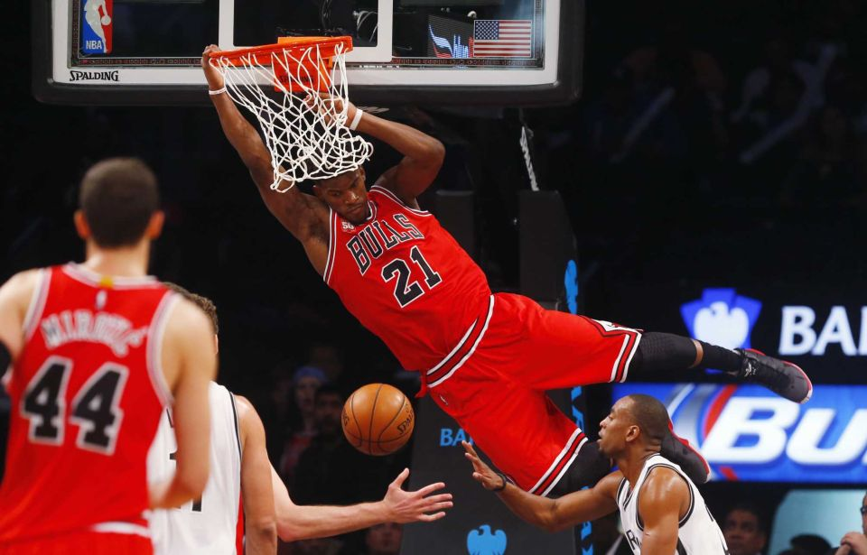 Les Chicago Bulls atomisent les Brooklyn Nets +30
