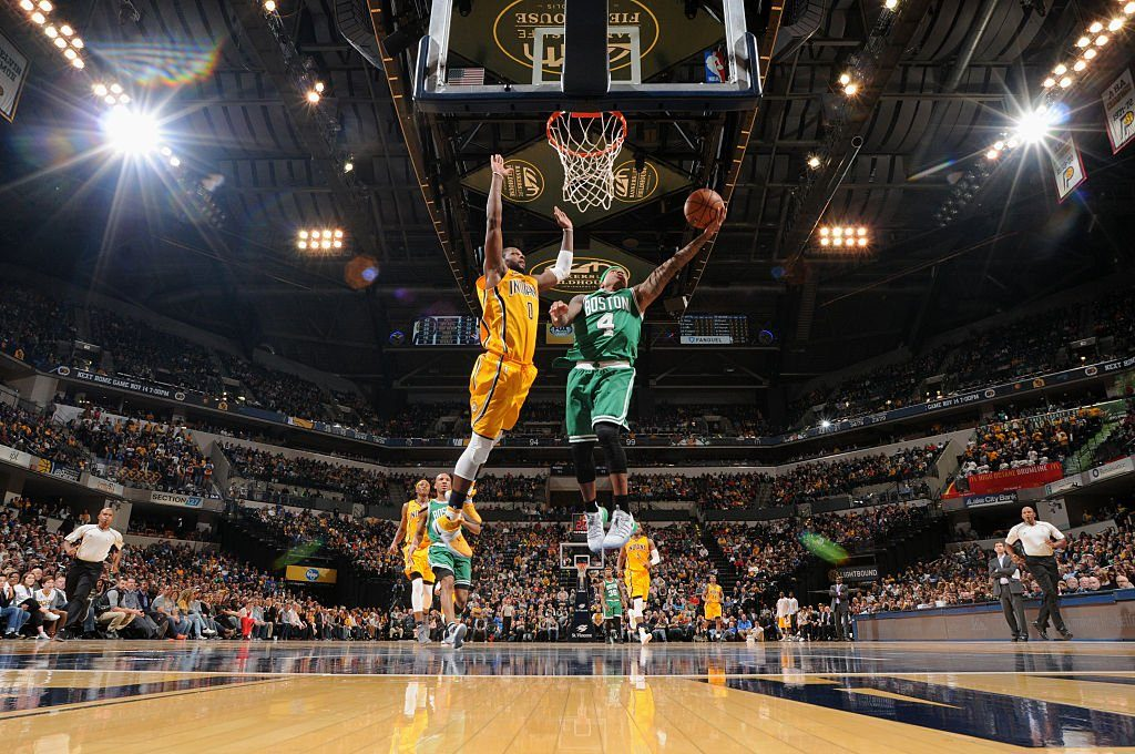 Live from Indiana- Indiana Pacers vs Boston Celtics