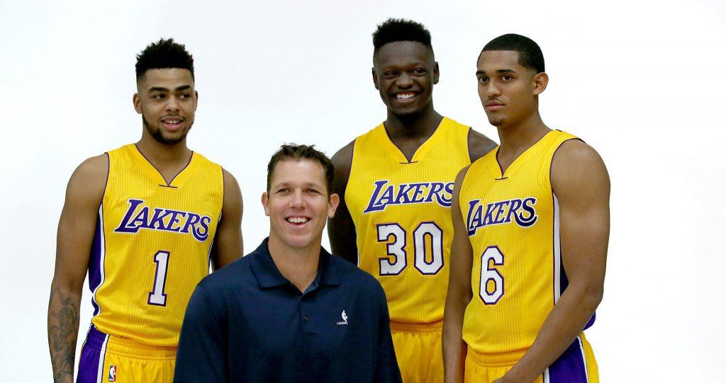 Luke Walton et le très bon début de saison des Lakers