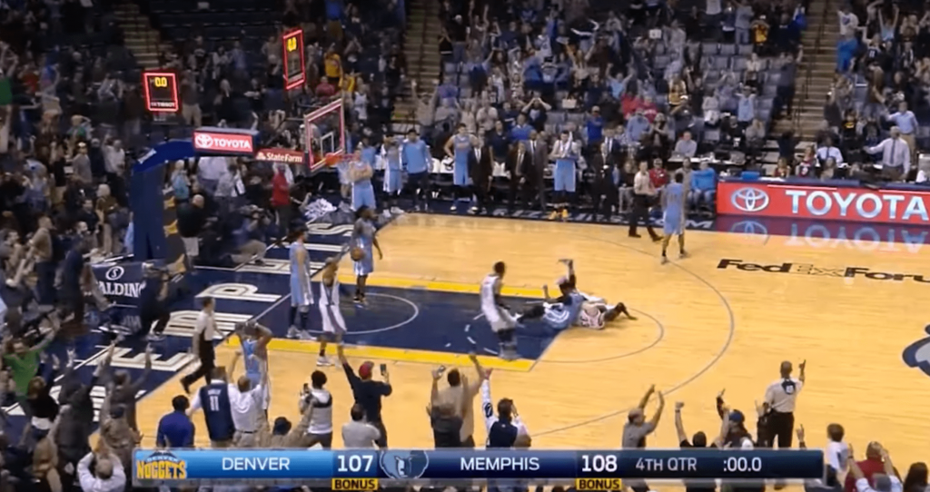 Marc Gasol tape le Buzzer Beater et enterre Denver !