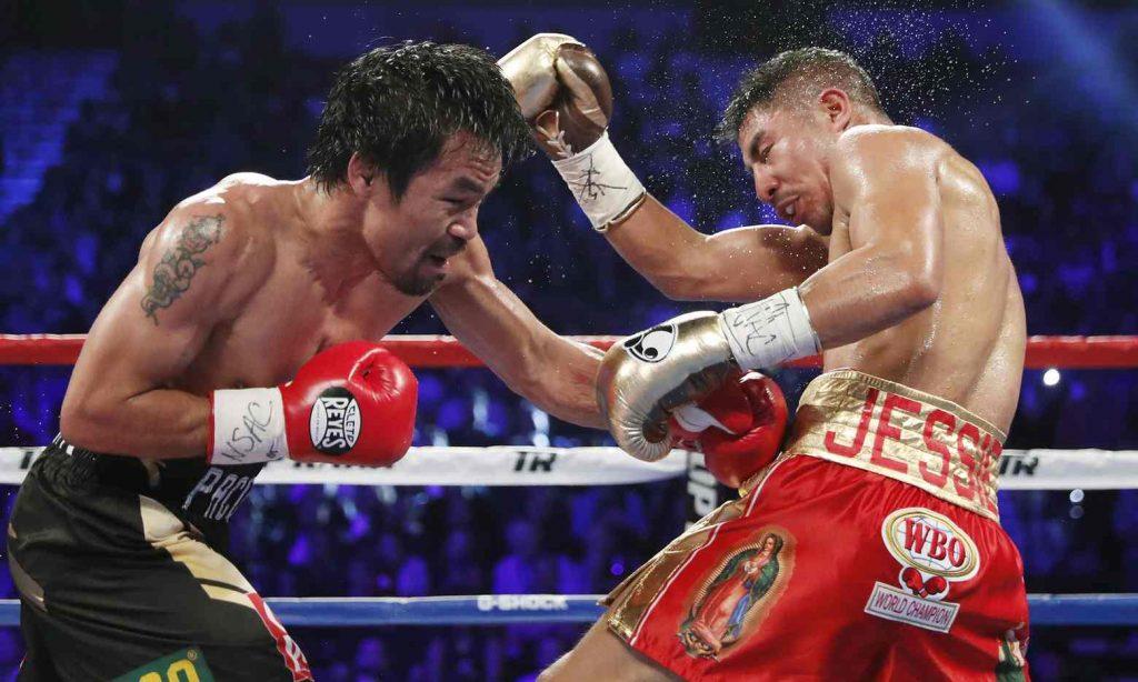Pour son retour, Manny Pacquiao récupère la ceinture welterweight WBO