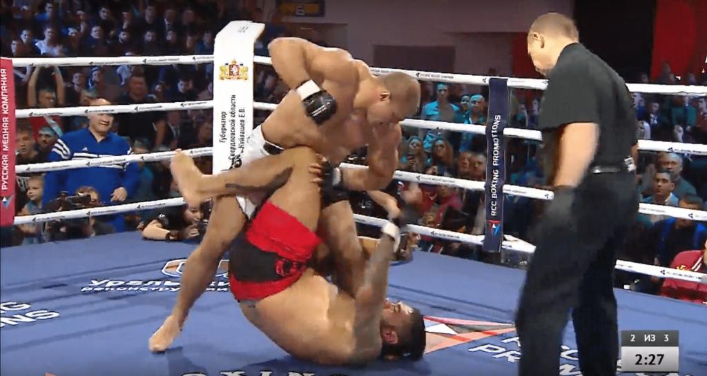 Pour son retour au MMA, Bigfoot Silva se fait défoncer