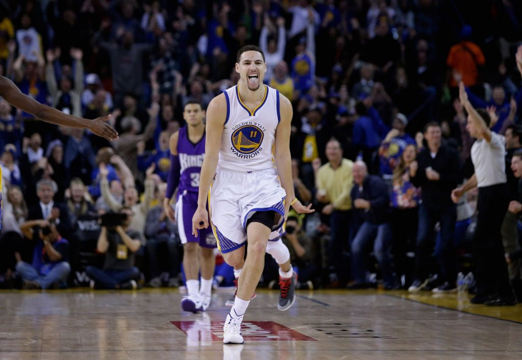 Quand Klay Thompson marquait 37 points en un quart-temps
