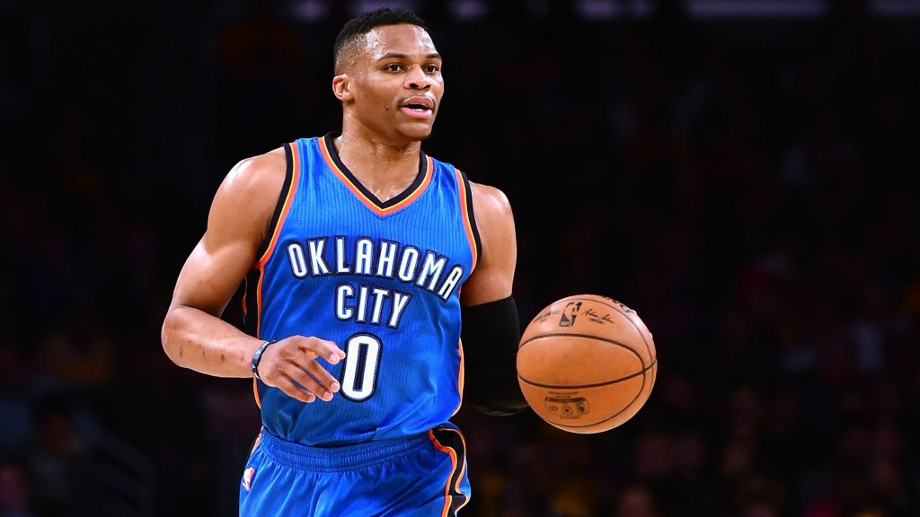 Russell Westbrook Denver Nuggets Triple Double