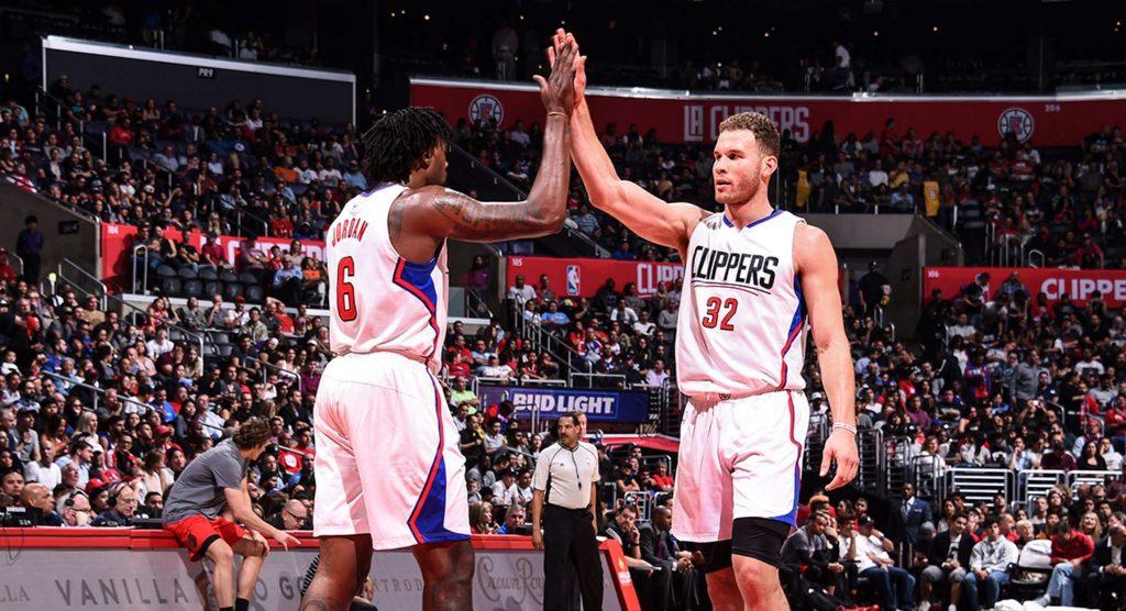 Tranquillement, les Clippers explosent les Blazers