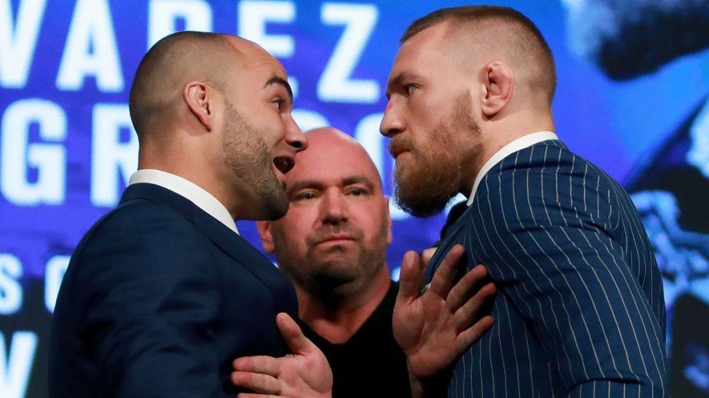 UFC 205 – Conor McGregor et Alvarez déchaînés en Conference Call