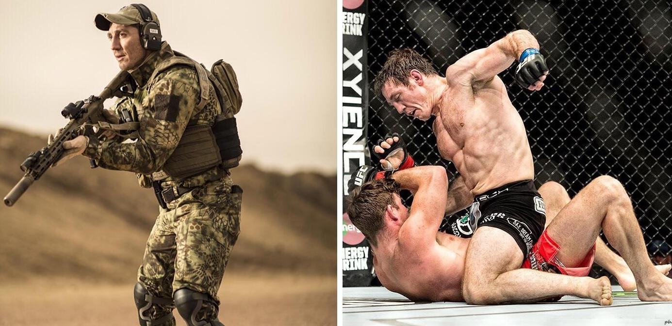 UFC 205 – la leçon de vie de Tim Kennedy