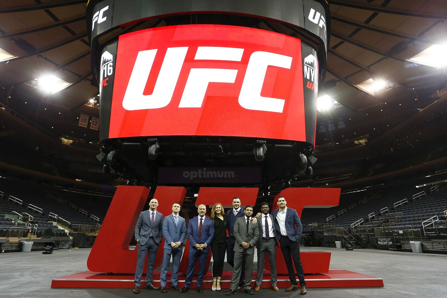 UFC 205 - le Monster Truck au pays des Berlines