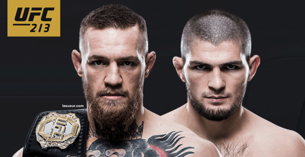 UFC - Et si Conor McGregor affrontait Khabib Nurmagomedov