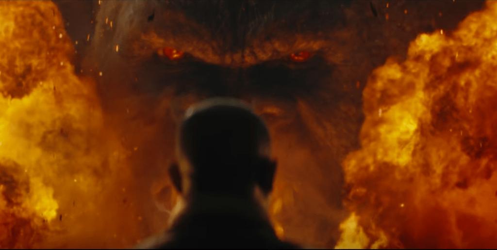 Un premier vrai trailer monstrueux pour Kong Skull Island!
