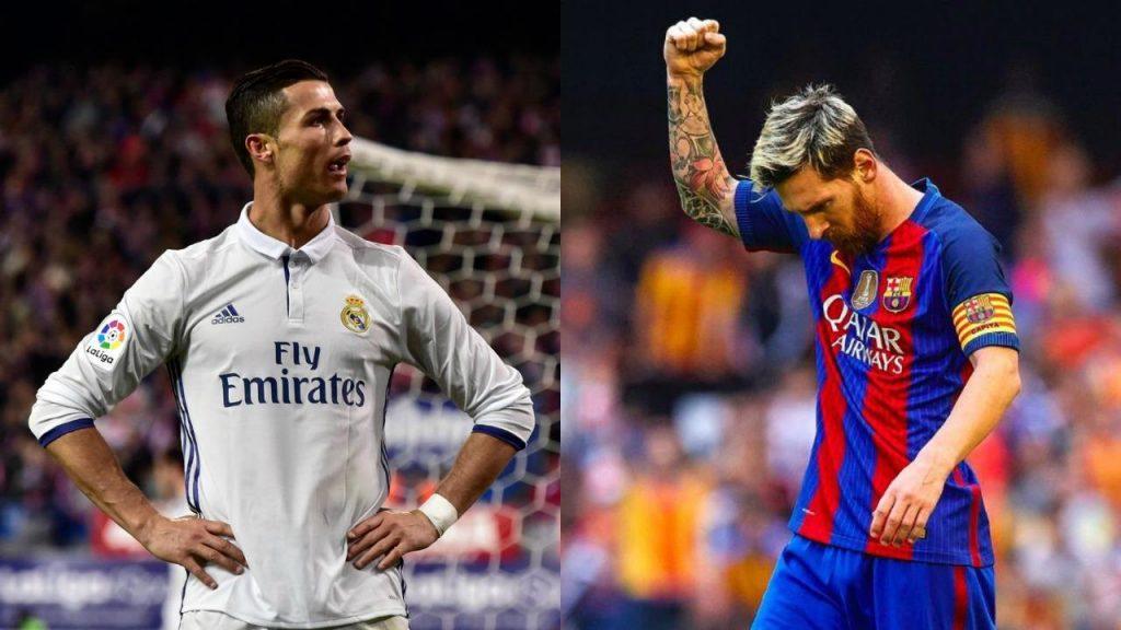 Depuis 2009, Ronaldo et Messi ont marqué le même nombre de buts en Liga