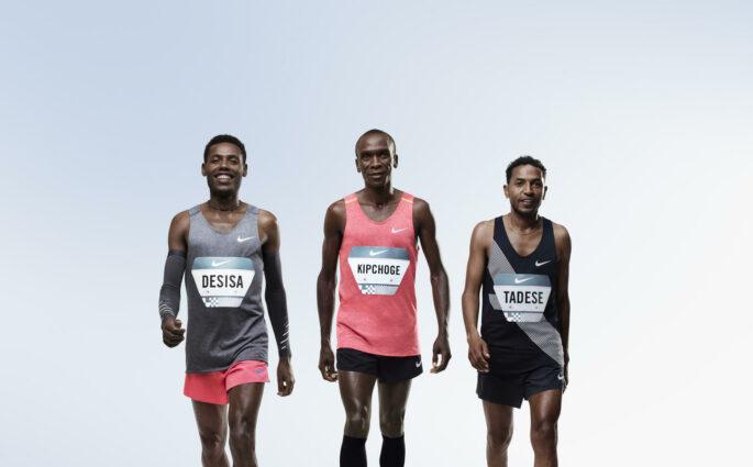 Breaking2 - Nike se prépare à passer sous les 2h au marathon en 2017