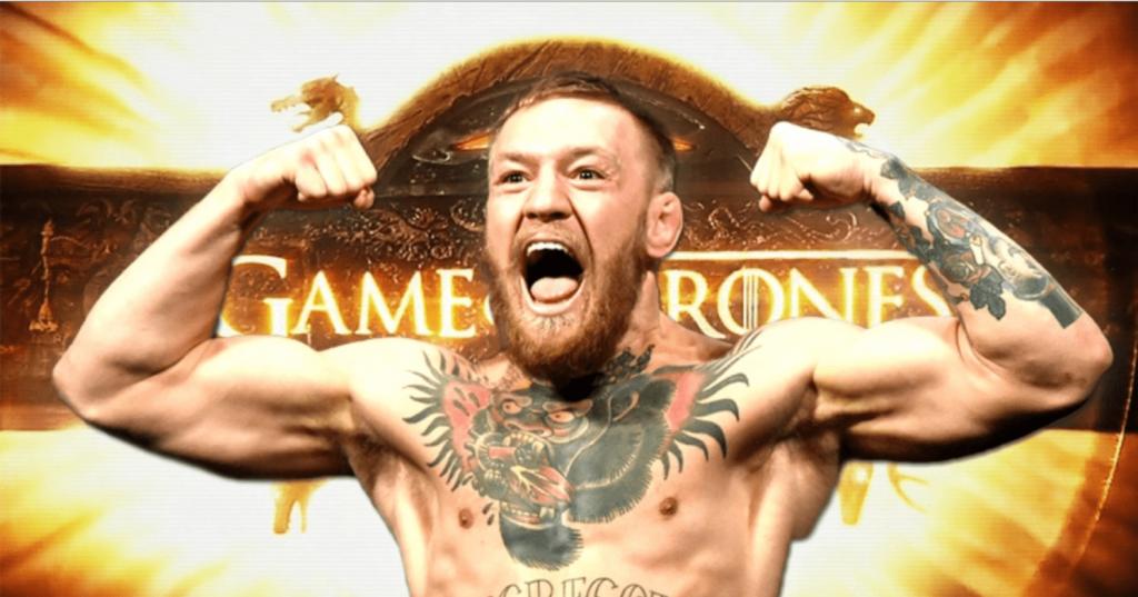 Conor McGregor devrait prochainement jouer dans Game of Thrones