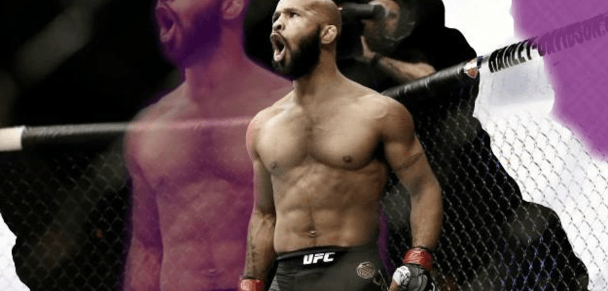 Demetrious Johnson – Le mode « Fantôme »