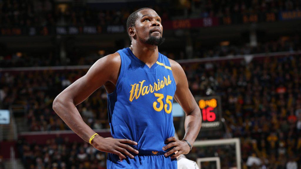 """Kevin Durant réagit sur le rapport de la NBA: """"C'est des conneries"""""""