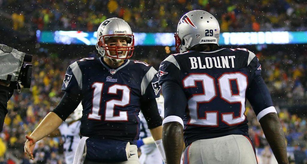 Patriots: une raclée et un LeGarrette Blount historique!