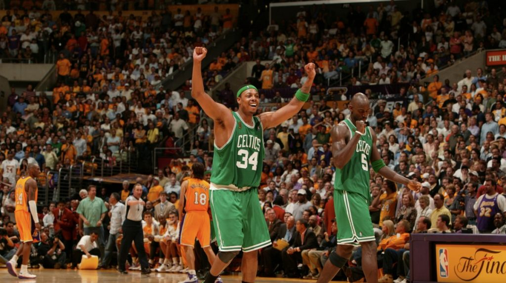 Le légendaire comeback des Celtics contre les Lakers en 2008