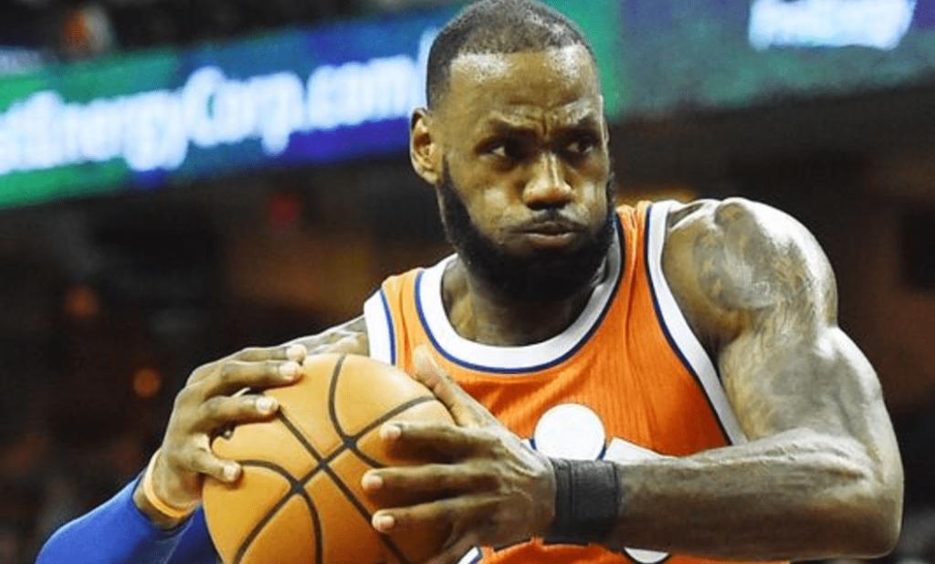 LeBron James démonte le Heat en toute décontraction