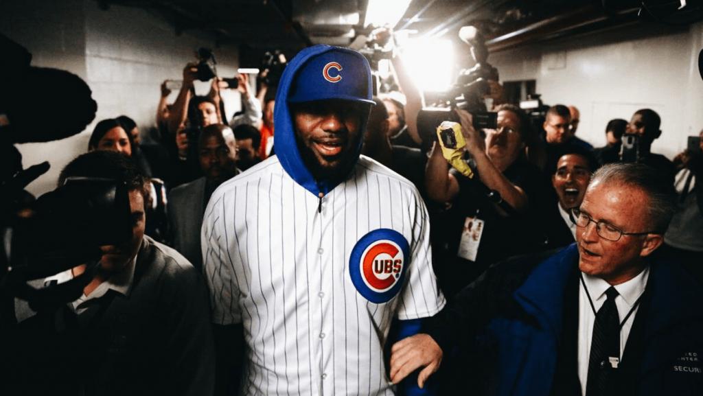 LeBron honore son pari et les Cavs perdent à Chicago