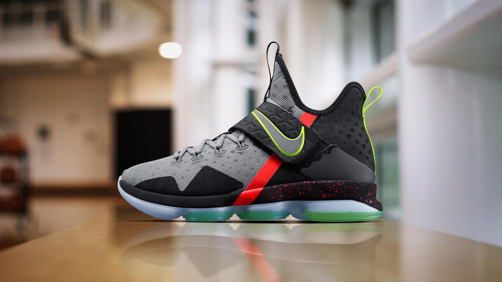 LeBron 14 - Nike