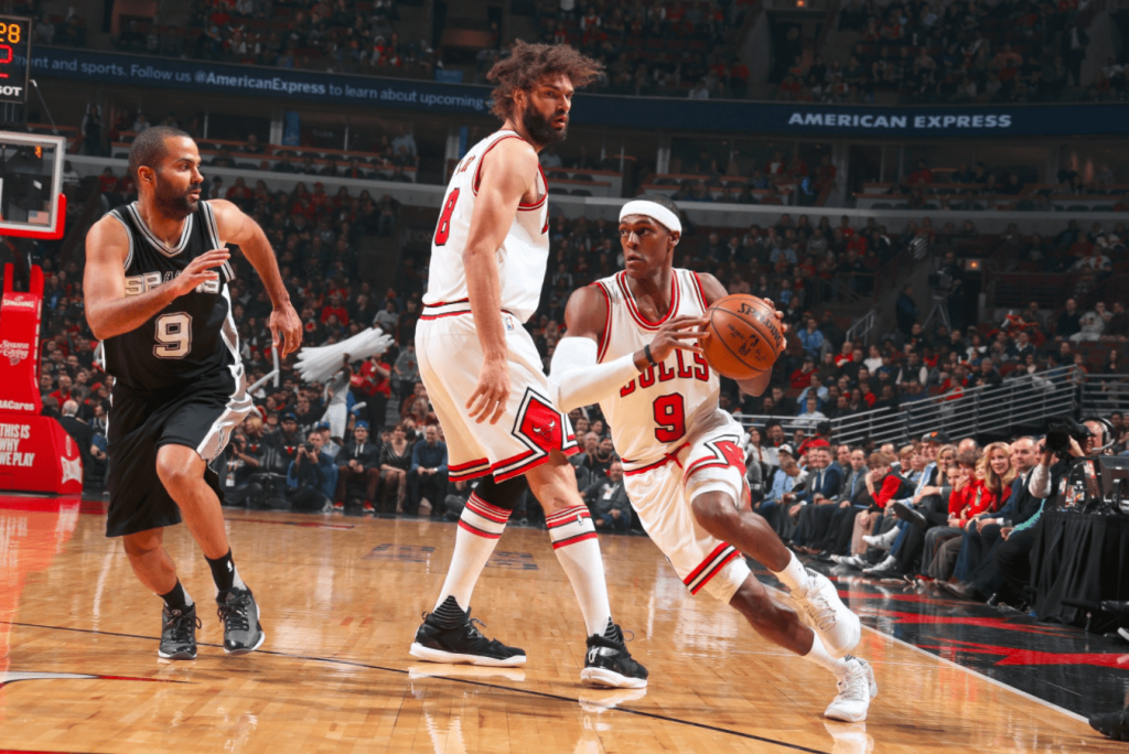Les Bulls mettent fin à la série de victoires des Spurs