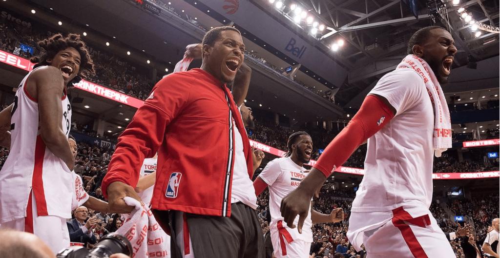 Les Raptors collent la plus grosse raclée de leur histoire aux Hawks