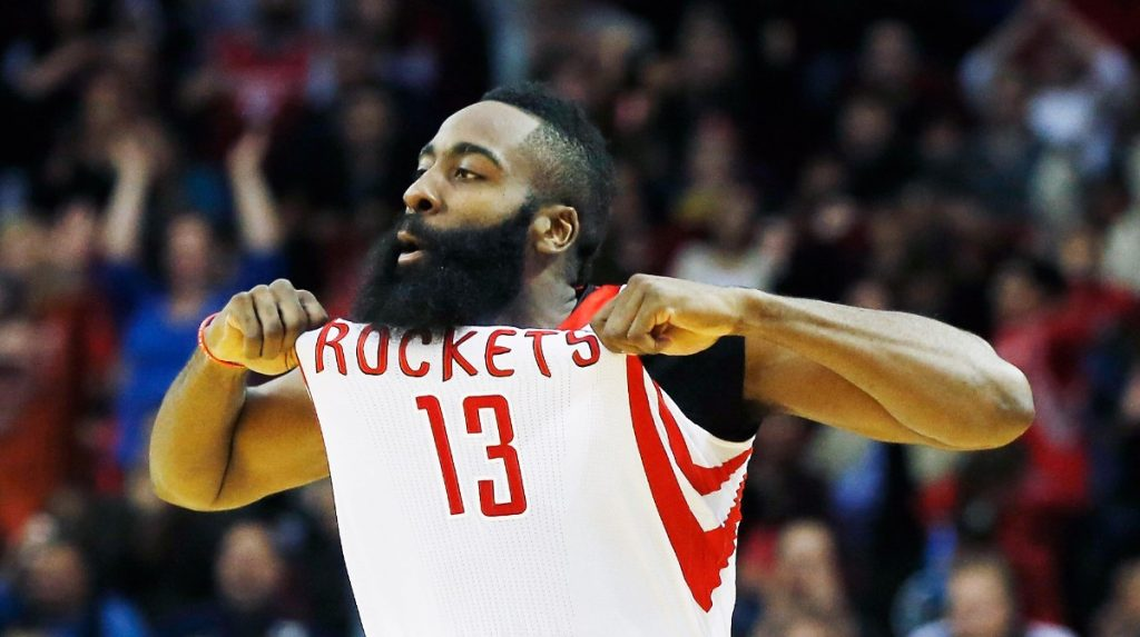 Les Rockets démontent les Kings et Harden rejoint Olajuwon dans l'histoire
