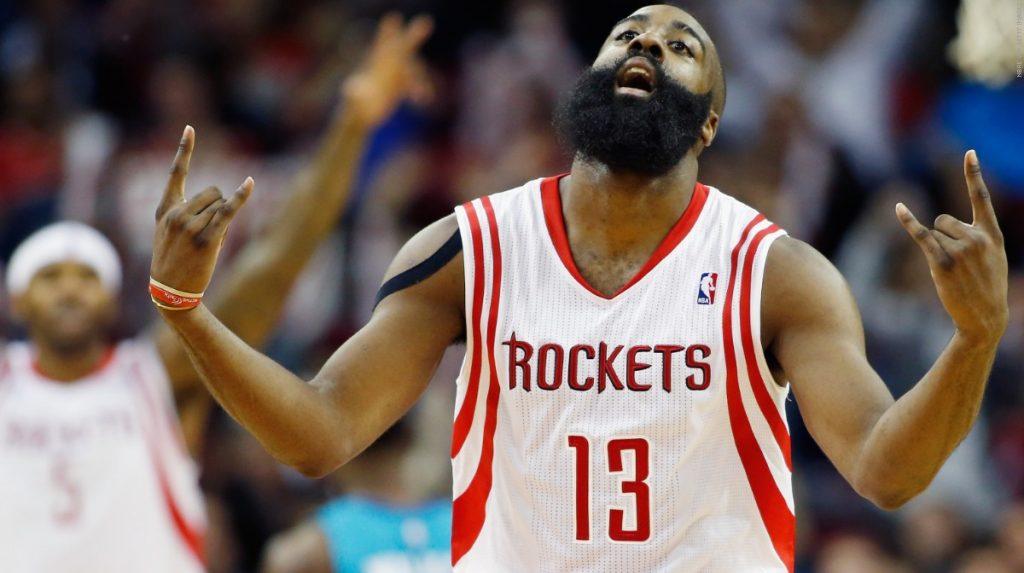 Les Rockets sont intestables: 9e victoire de suite, TD pour Harden
