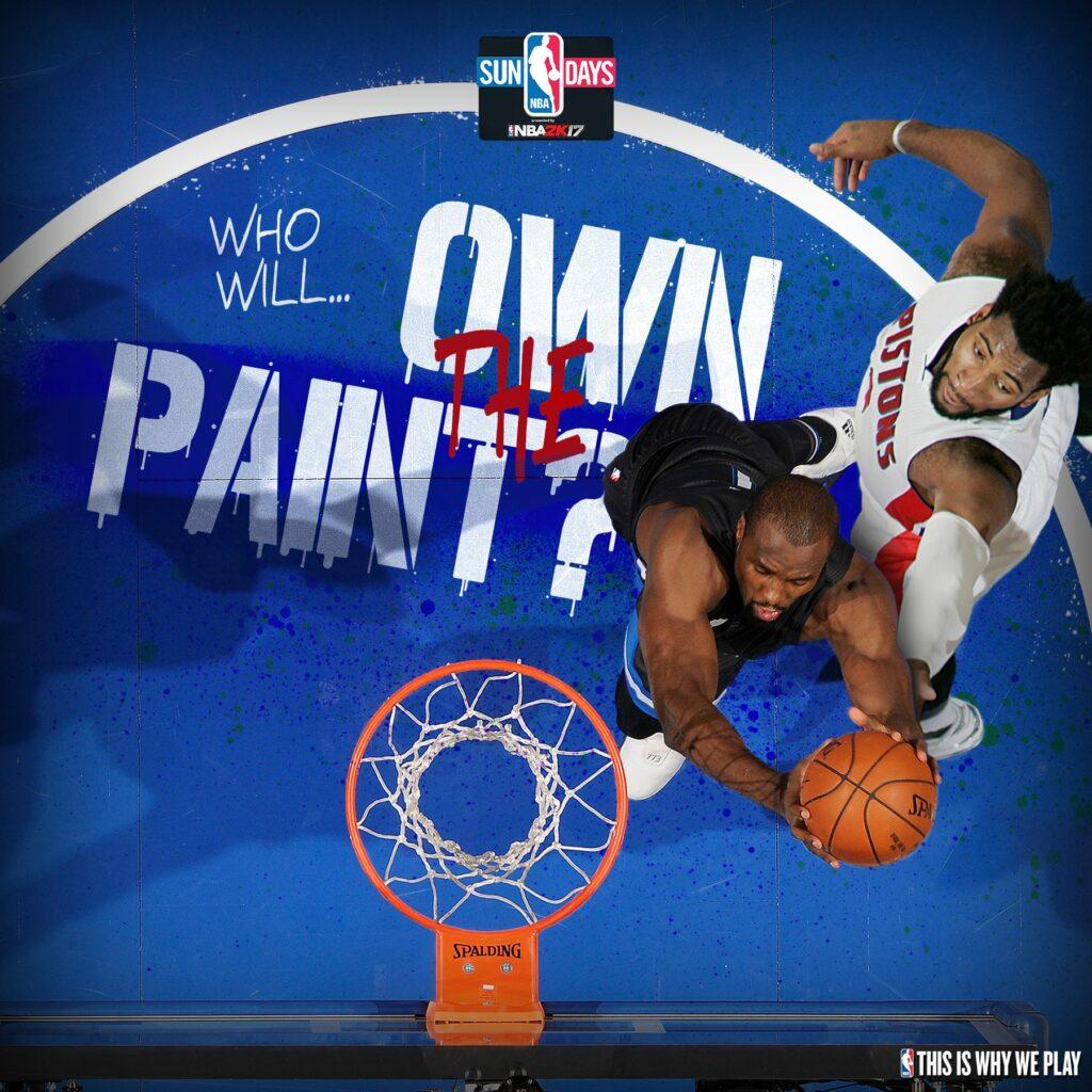 NBA Sunday – Magic vs. Pistons pour une grosse baston