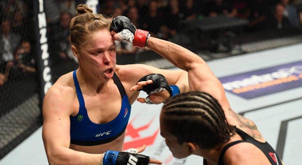 Ronda Rousey égale le record du plus gros salaire de McGregor