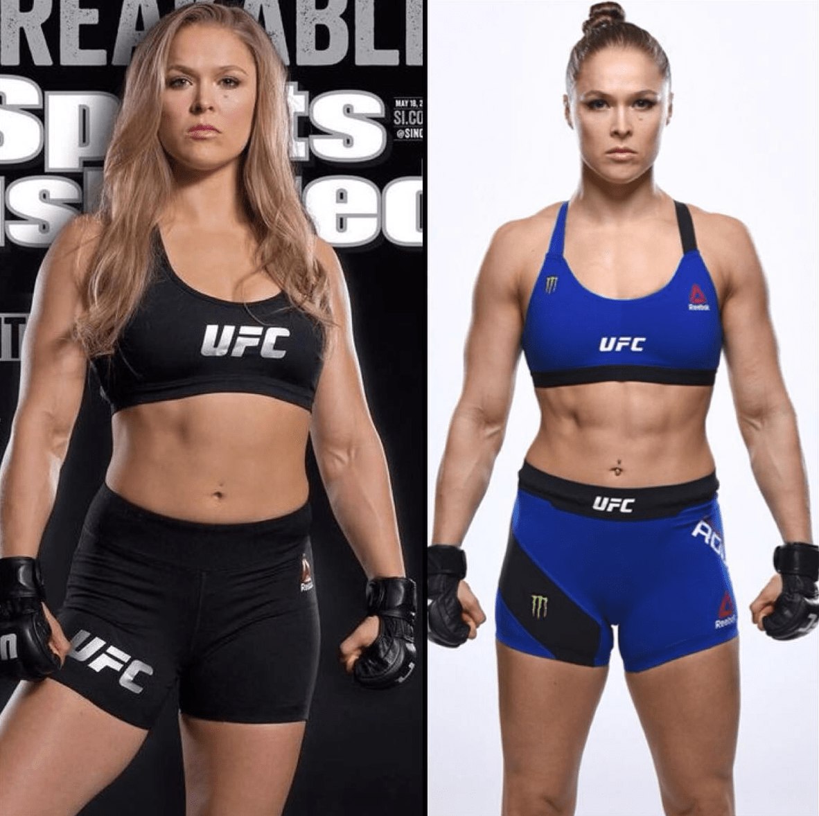 Rousey UFC 207