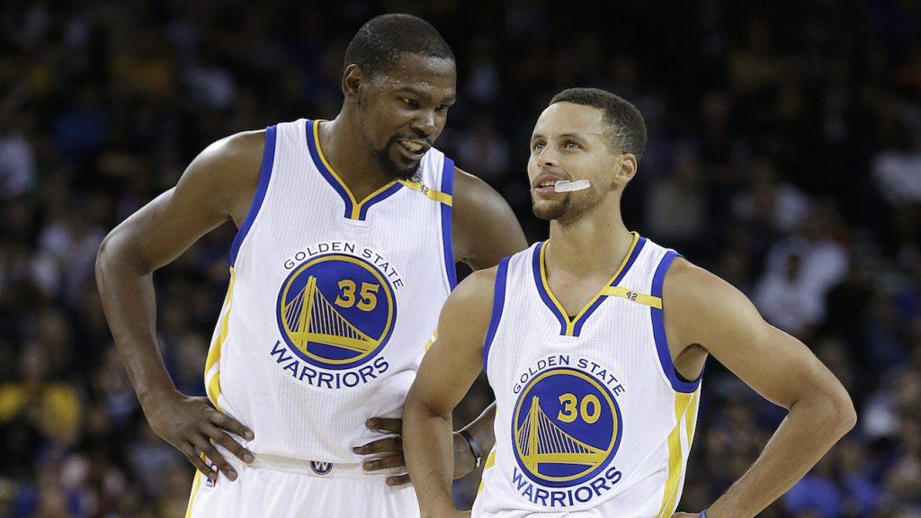Les Warriors passent leurs nerfs sur les Raptors