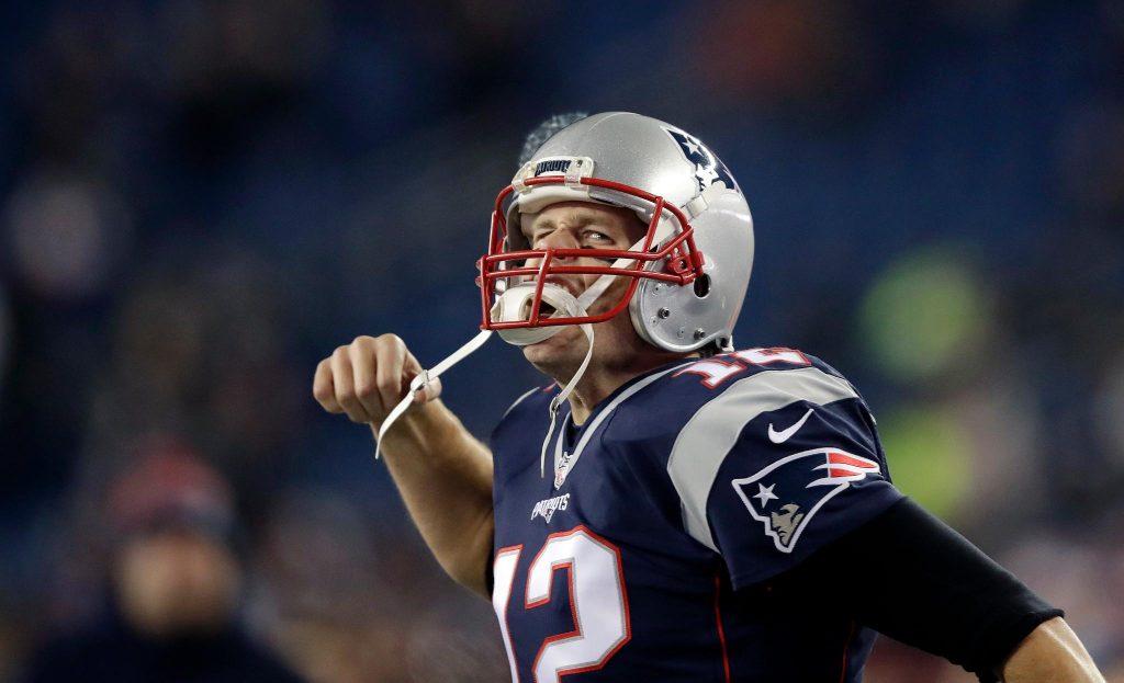 Tom Brady sort l'artillerie lourde contre les Ravens