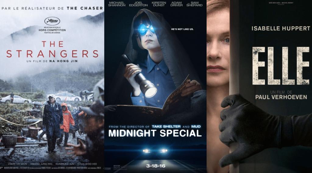 Top 10 - Notre classement des dix meilleurs films de 2016